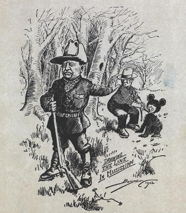 TeddyRooseveltBerryman1902A
