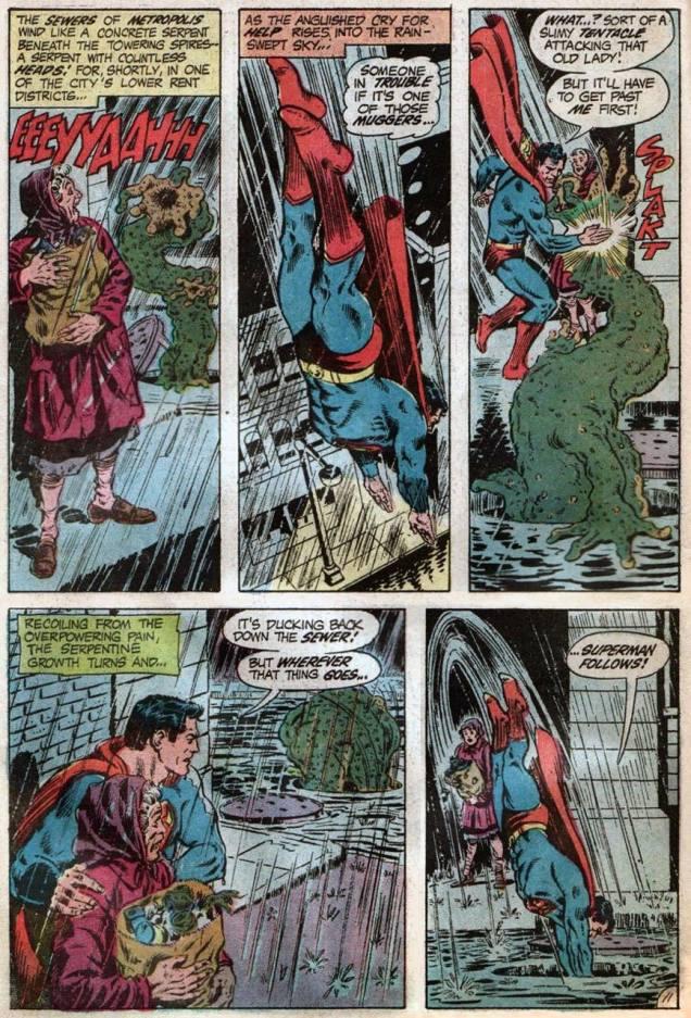 Superman 246MonsteratWork