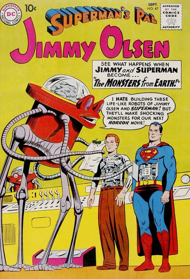 Superman'sPalJimmy Olsen47