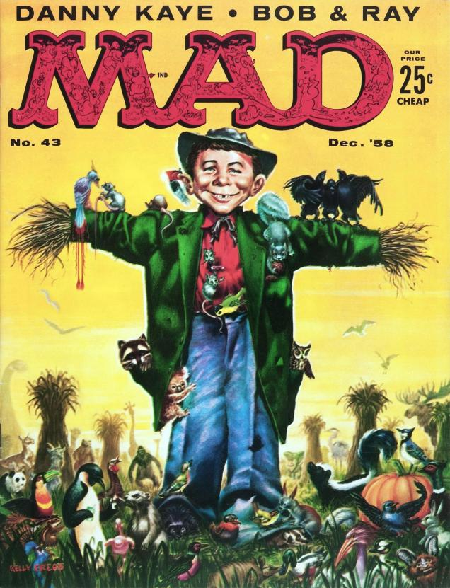 Mad43December1958