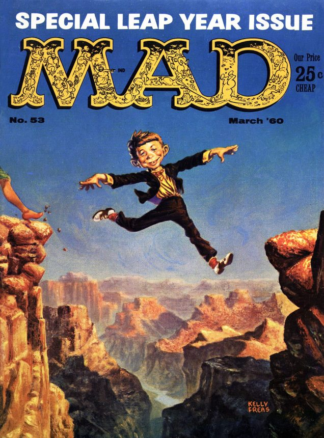 Mad53March1960