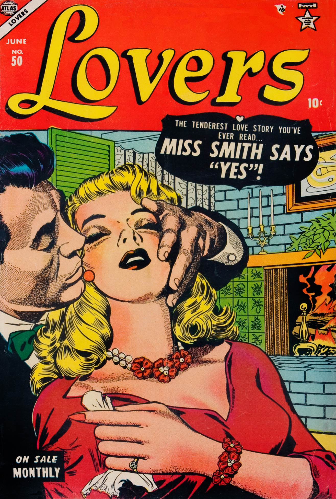 Lovers-#50