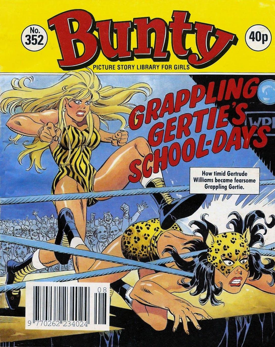 Bunty352-WomenWrestlingComic