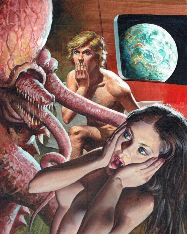 Sukia No. 52 L'alieno 1980