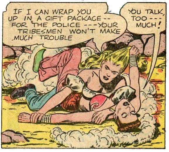 Undercovergirl-catfight