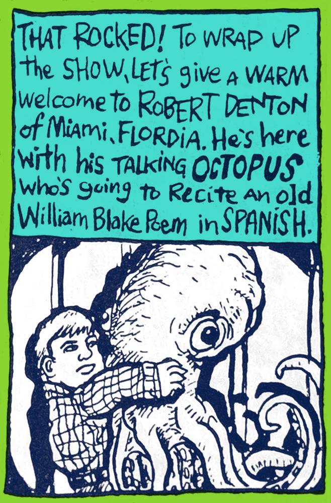 PatrickDean-OctopusPoetry