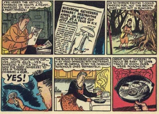 Harvey Comics Hits #59-detail