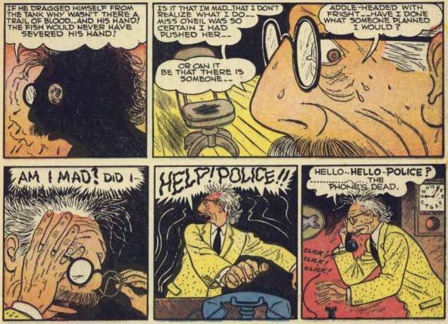 Harvey Comics Hits #59-detail1-RussellStamm
