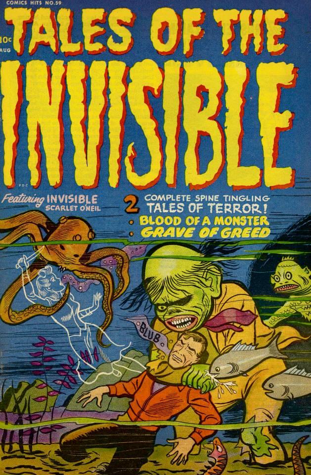 Harvey Comics Hits #59