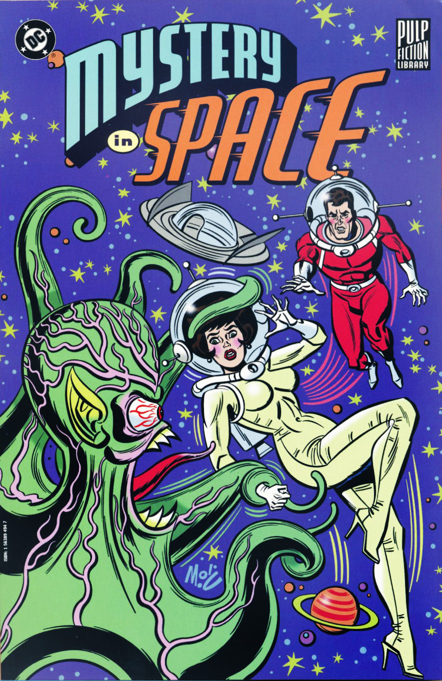 PulpFictionLibraryMysteryinSpace