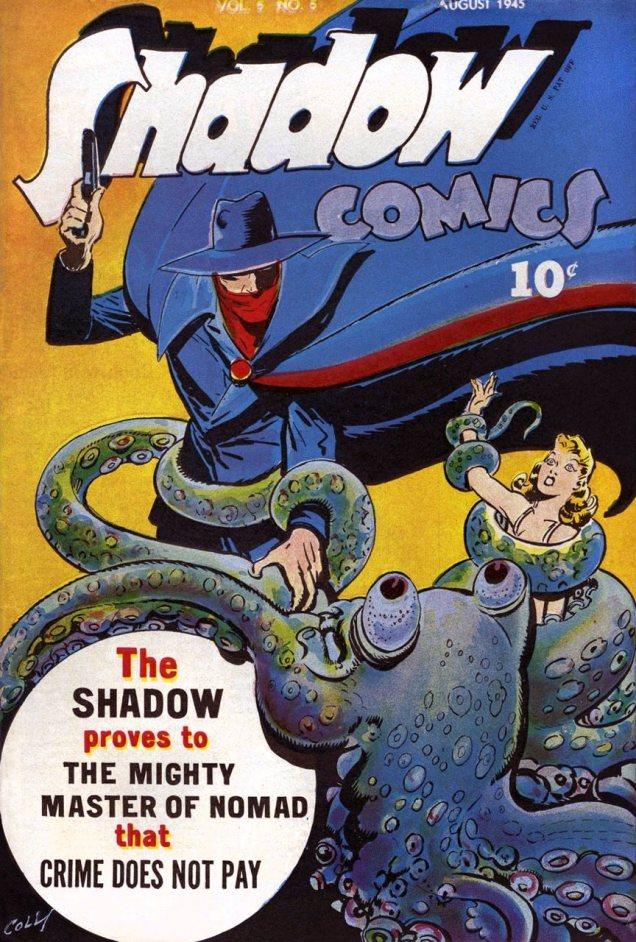 Shadow Comics v5#5