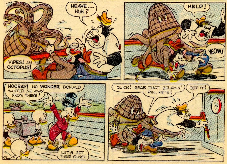 Donald Duck Beach Party #1