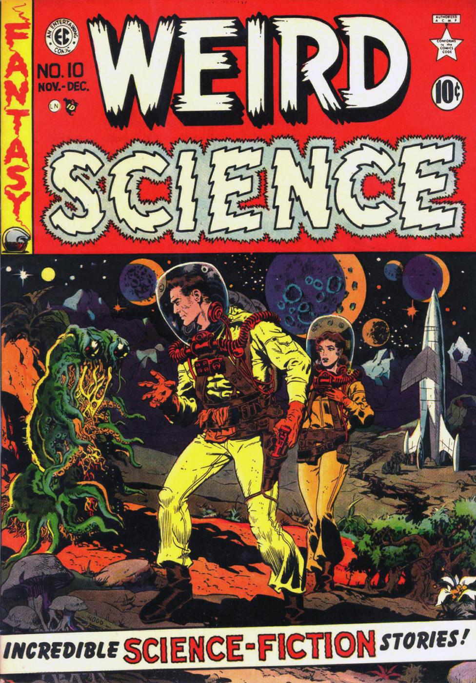 WeirdScience#10