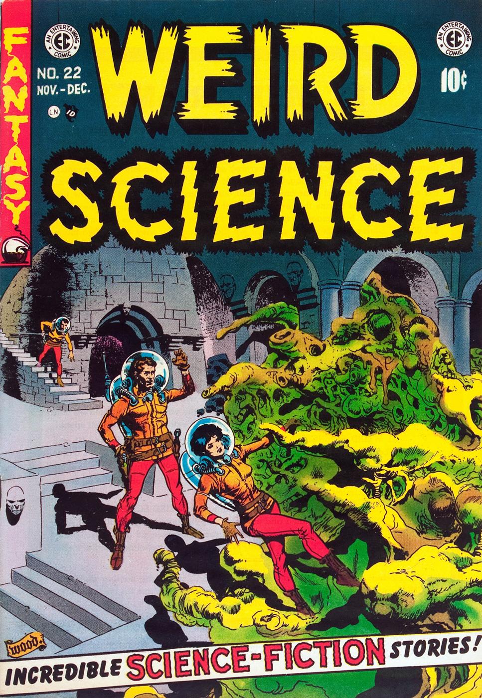 WeirdScience#22
