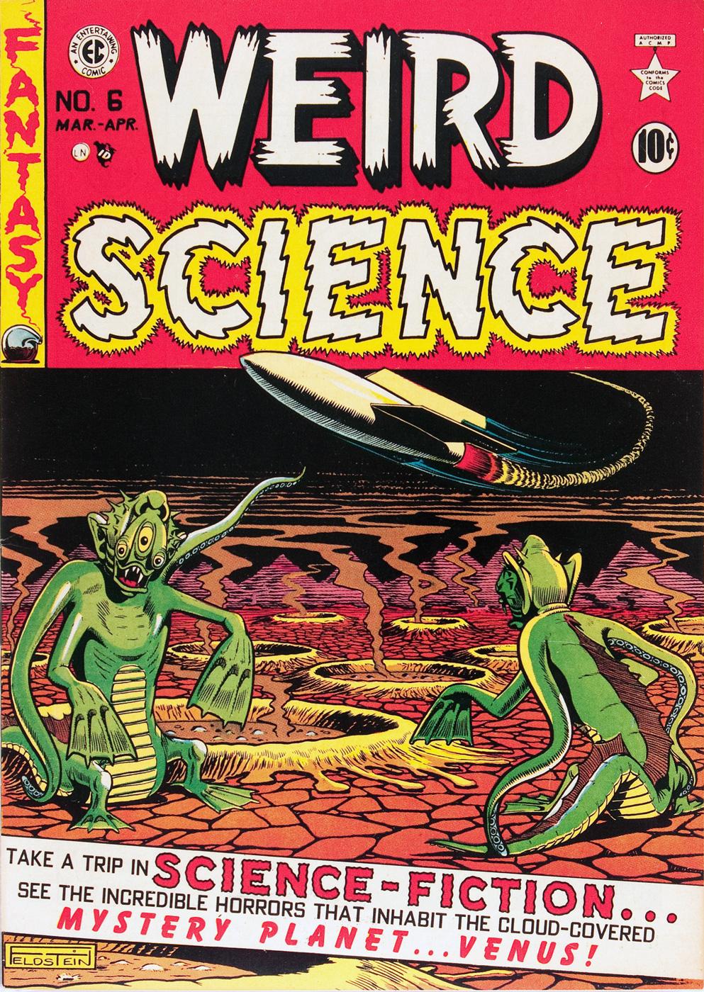 WeirdScience#6