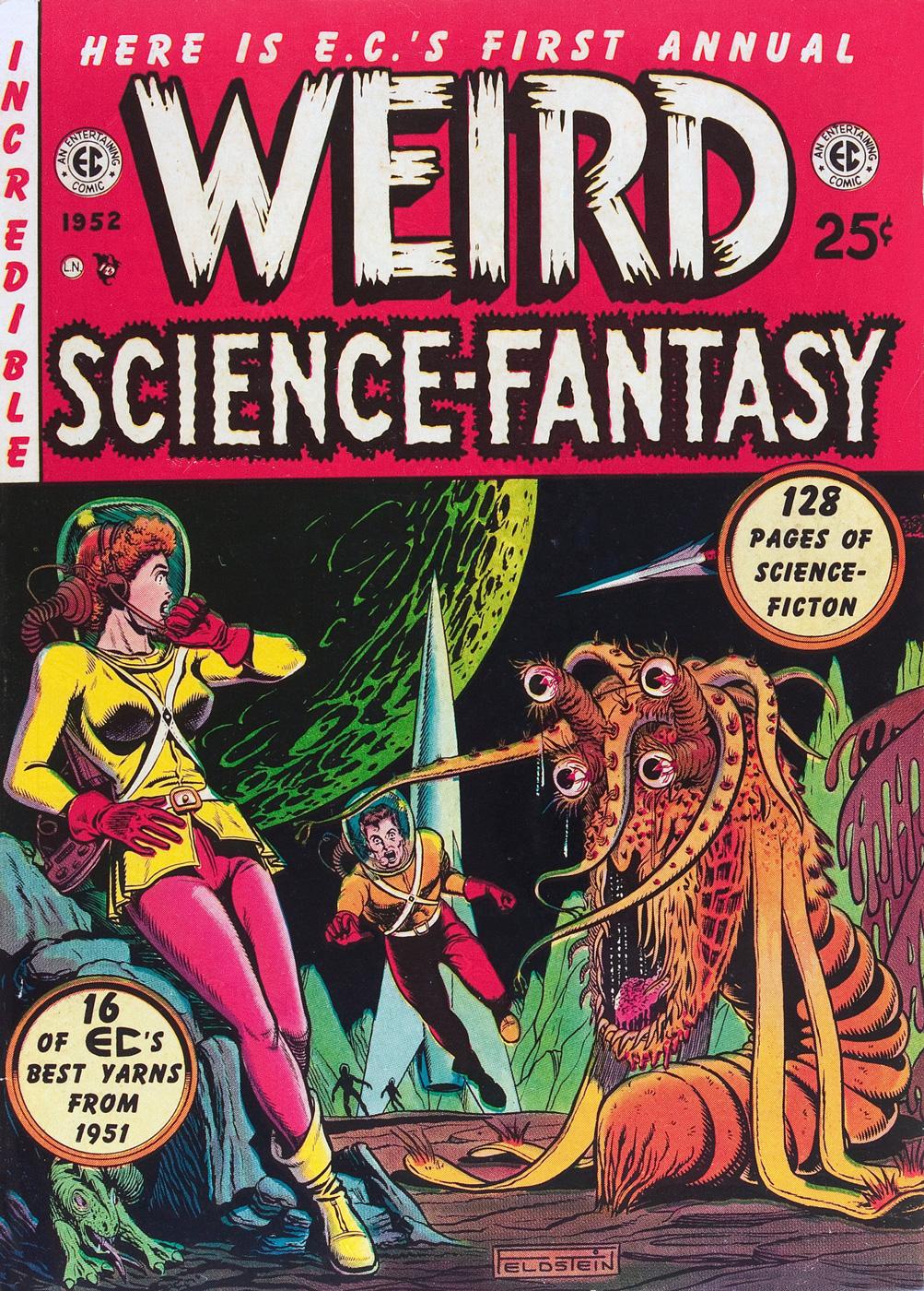 WeirdScienceFantasyAnnual#1