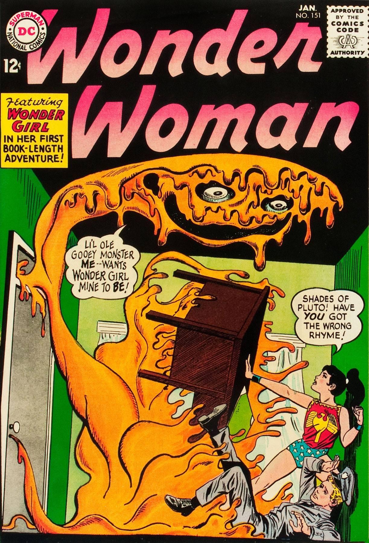 Wonder Woman #151
