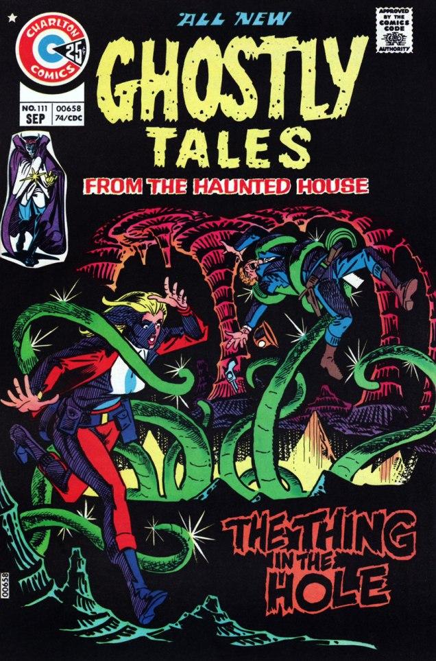 GhostlyTales#111-SteveDitko