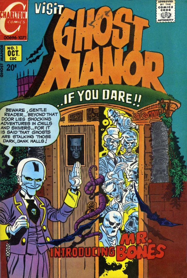 GhostManor#1-PatBoyette