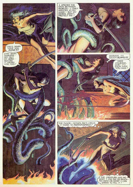 EpicIllustrated#22-JohnBolton-Maradatheshewolf
