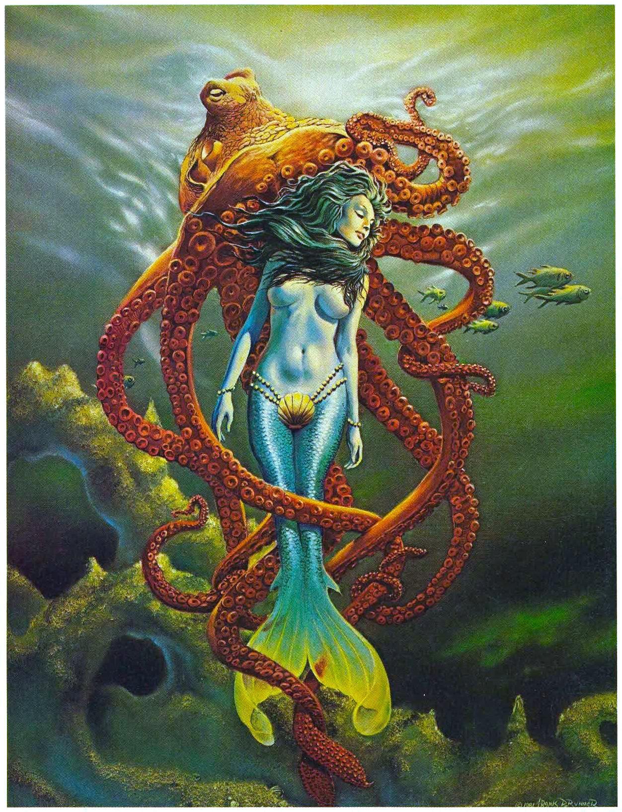 FrankBrunner-Mermaid