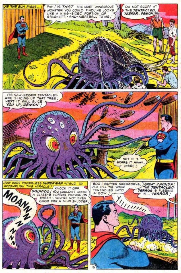 Superman V1 #184
