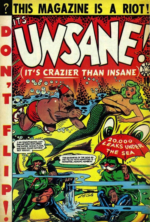 Unsane#15-L.B.Cole