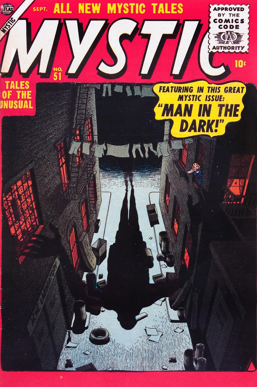BillEverett-Mystic-#51-(Atlas,-1956)