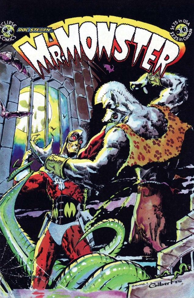 DocStearn...mr.monster-Michael T. Gilbert