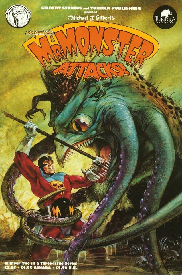 Mr. Monster Attacks!#2