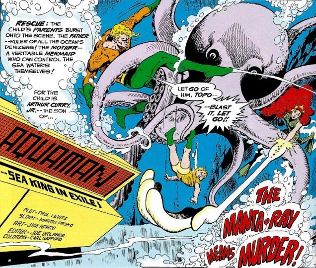 Aquaman-Adventure Comics #446
