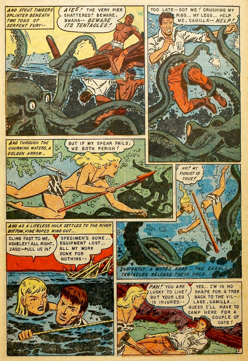 Jungle Comics #144 -2