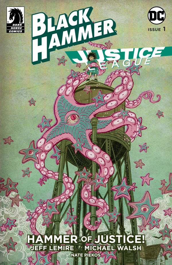 DarkHorseBlack Hammer Justice League#1