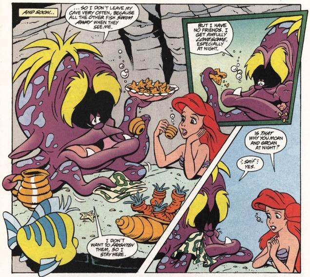 Disney's The Little Mermaid Issue #10-3