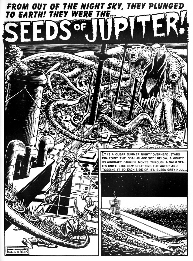 AlFeldstein-SeedsofJupiter-WeirdScience8