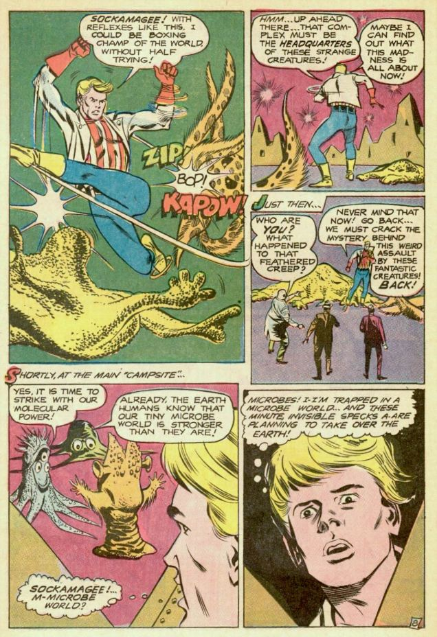 HouseofMystery171- The Micro-Monsters-2