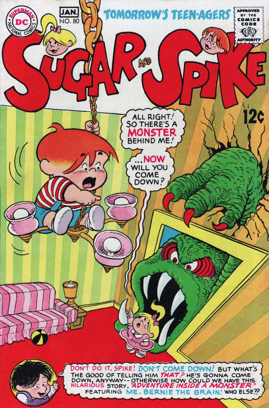 SugarSpike80A
