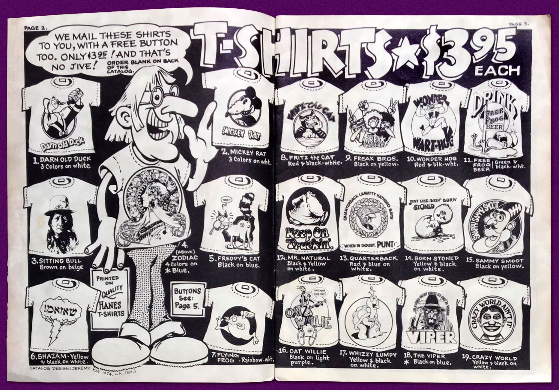 T-ShirtCatalogueA