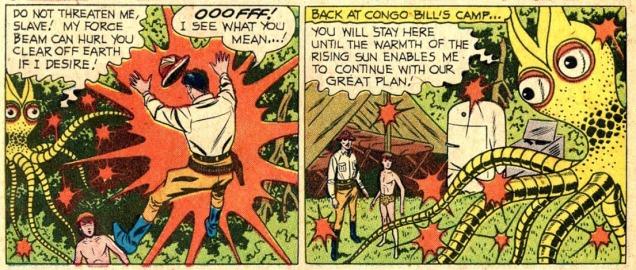 Action Comics (1938) #257-CongoBill