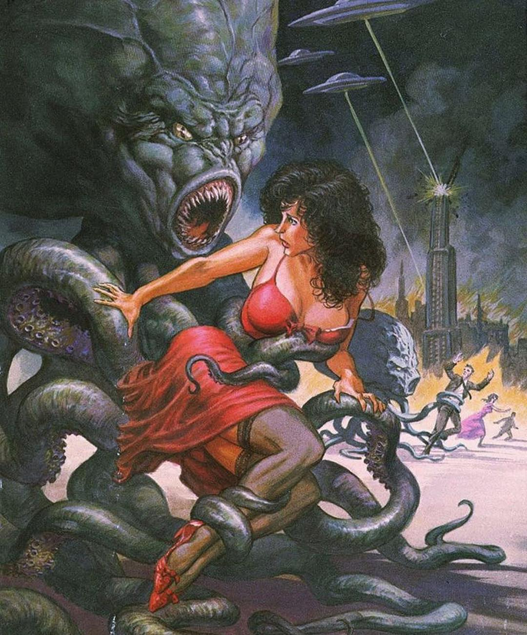 Cover art by Bernie Wrightson for Nightmare Theater issue 3 (Chaos Comics 1997
