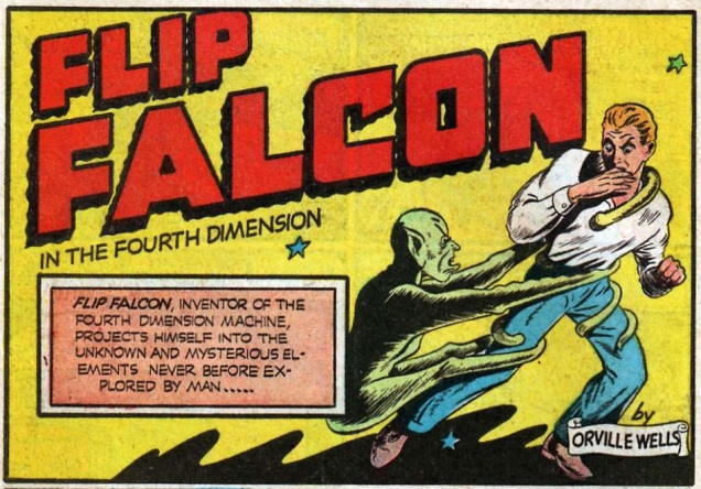 Fantastic Comics #17