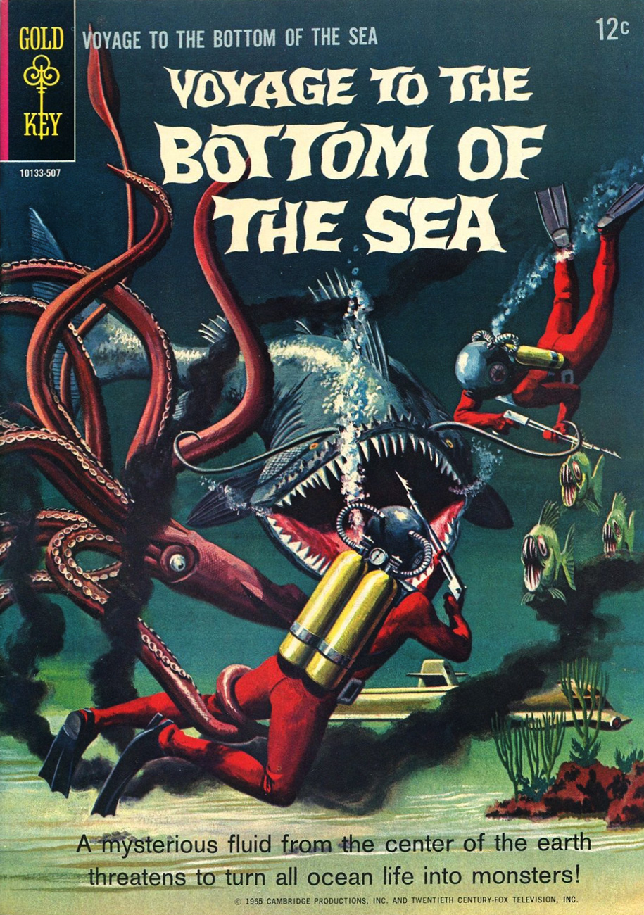GoldKeyVoyage-to-the-Bottom-of-the-Sea-#2
