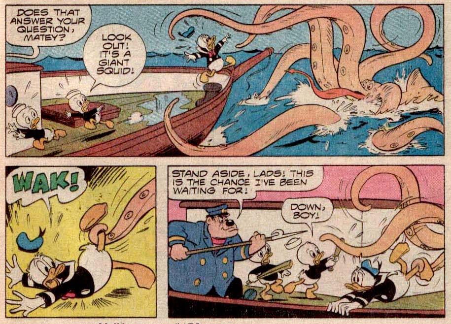 Donald Duck141-LarryMayer- The Tall-Tale Trail