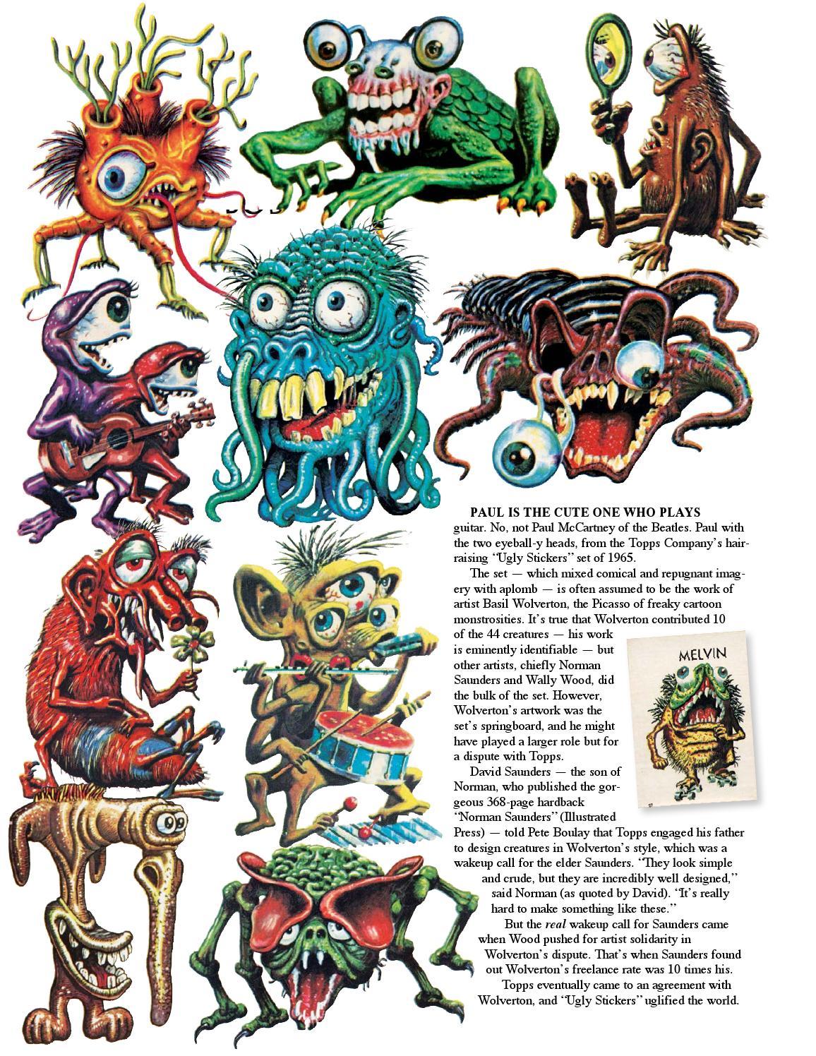 Monster Mash- The Creepy, Kooky Monster Craze In America