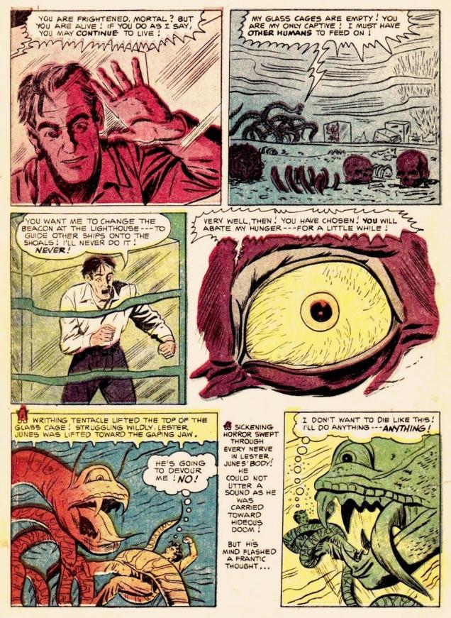 TerroratheLighthouse-2-SheldonMoldoff-Beware! Terror Tales #6,