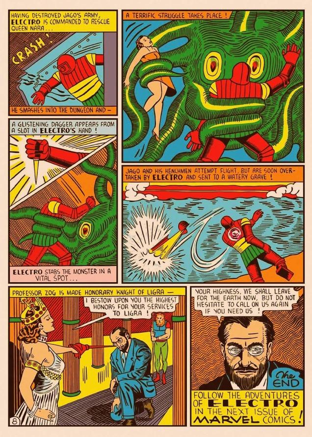Marvel Mystery Comics no. 9-ontheplanetLigra3