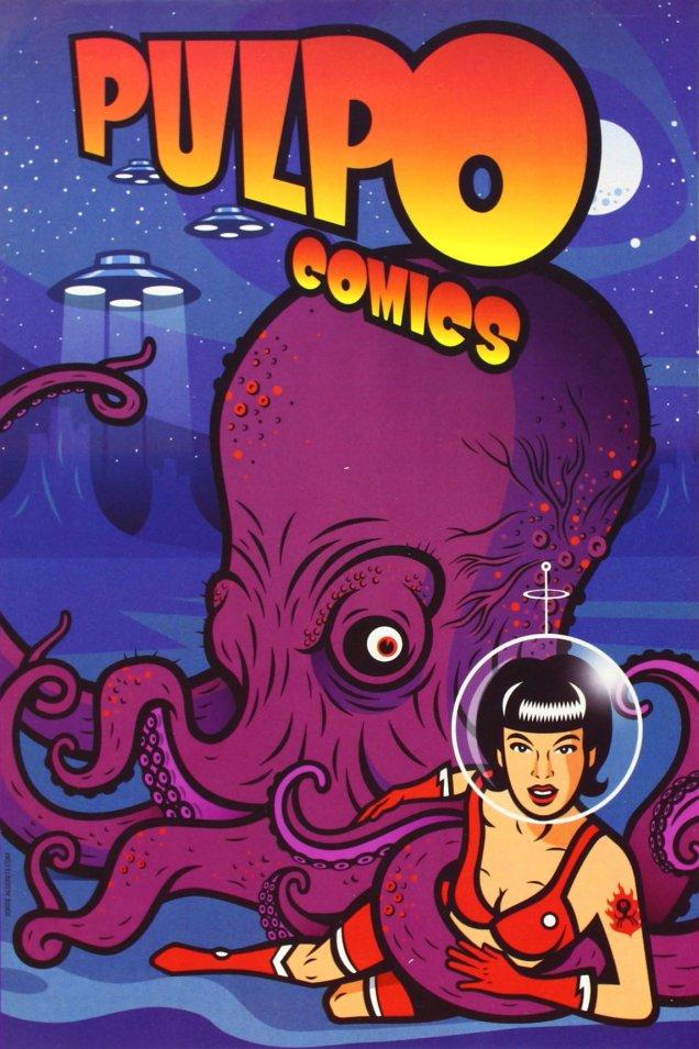 Pulpo comics