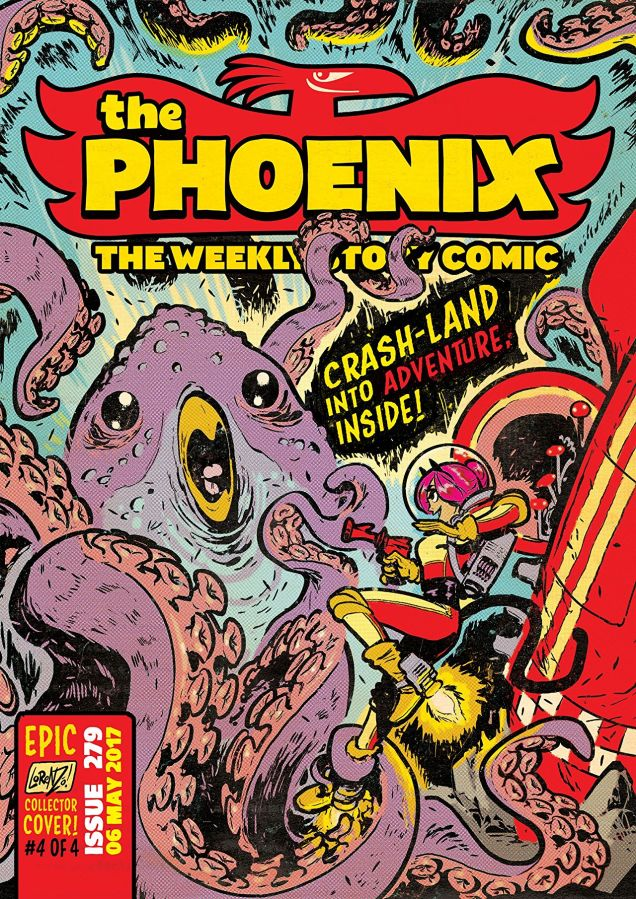 The Phoenix #279- The Weekly Story Comic
