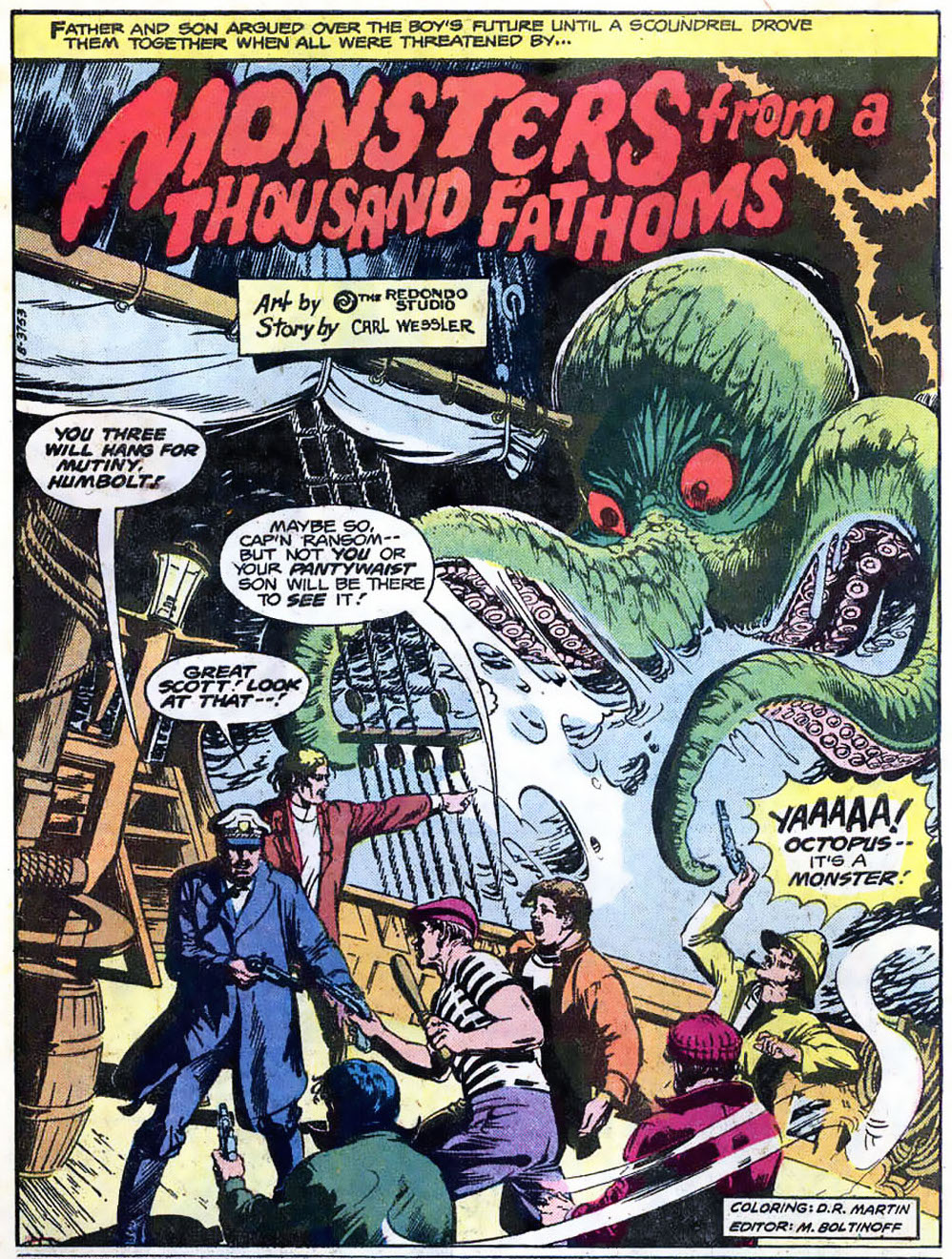 Unexpected185-Monster-of-a-thousand-fathoms