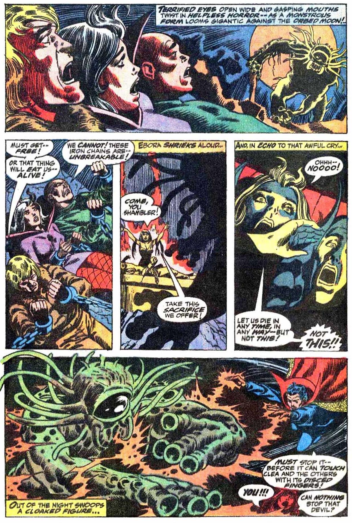 MarvelPremiere6-The ShamblerFromTheSea-2